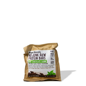 Mint Chocolate Chunk Protein Bars (10-Pack)
