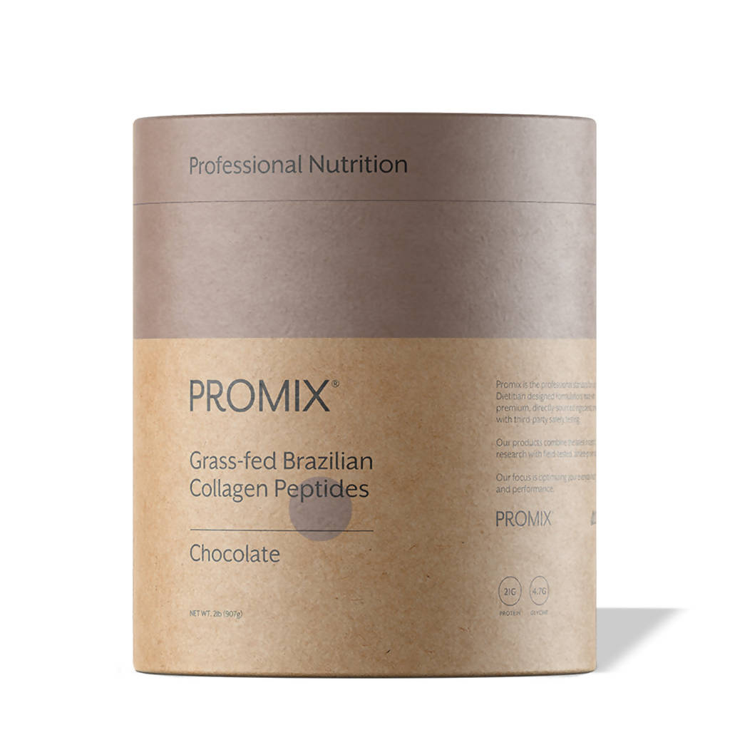 Promix Chocolate Collagen Protein Powder
