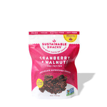 Cranberry Walnut Chocolate Clusters