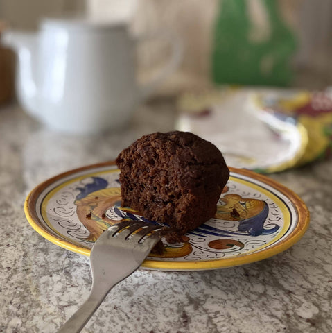 Zucchini Double Chocolate Muffin + Bread Mix