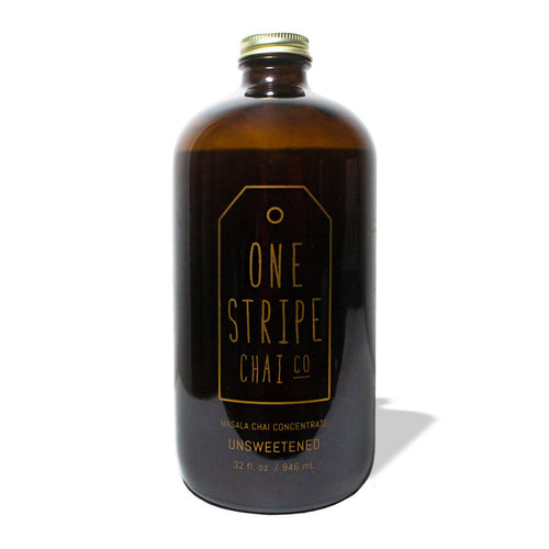 Unsweetened Chai Tea Concentrate (32oz)