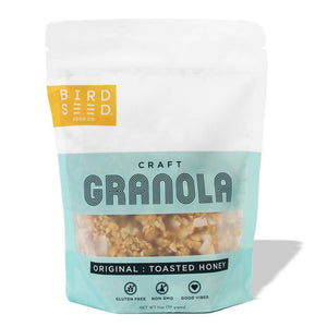 Original Toasted Honey Granola (11oz)