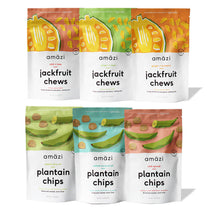 Jackfruit and Plantain Variety Bundle (6-pack)