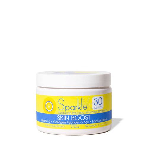 Skin Boost Tropical Pineapple & Coconut Collagen Peptides (4.4 oz)