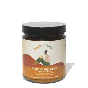Nourish My Brain Adaptogen Blend