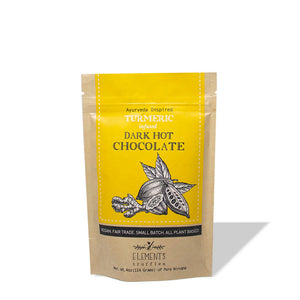 Turmeric Infused Hot Chocolate Mix