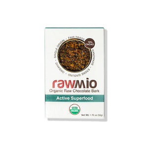 Raw Superfood Chocolate Bark (3-pack)