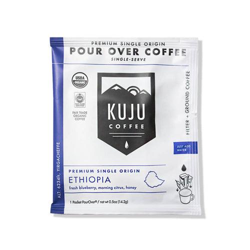 Ethiopia Pour Over Coffee (10-Pack)
