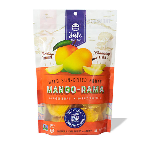 Mango-Rama Sun-Dried Fruit (6-pack)