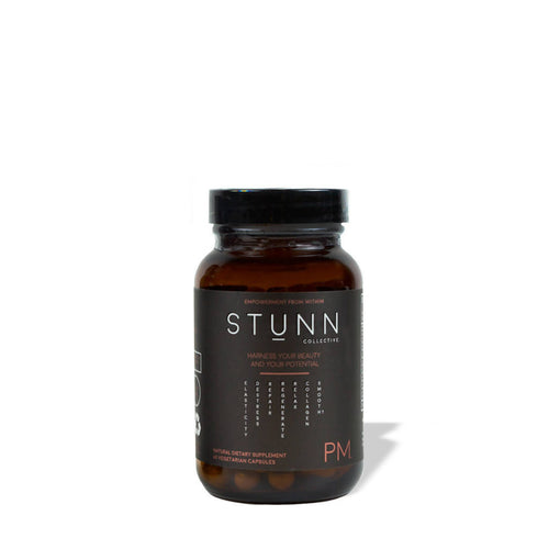 STUNN PM - Wellness Infused Beauty Supplements