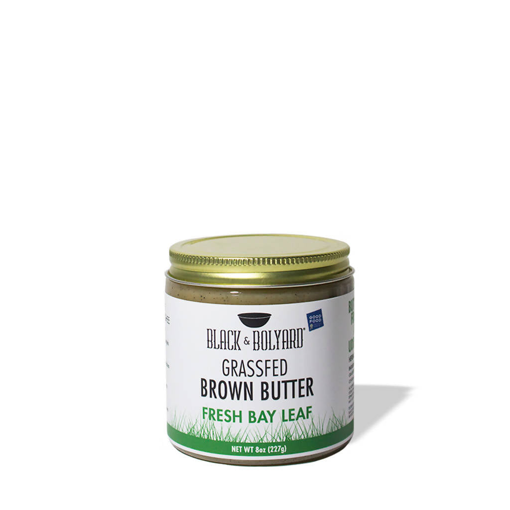 Fresh Bay Leaf Brown Butter