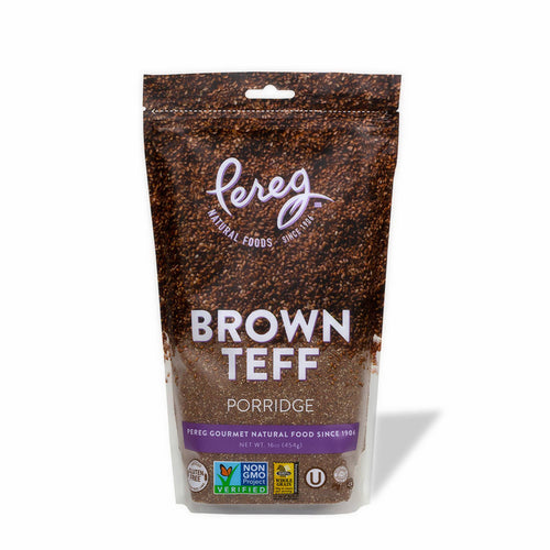 Brown Teff (16 oz)