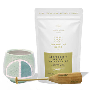 Energizing Matcha Latte Ritual Kit