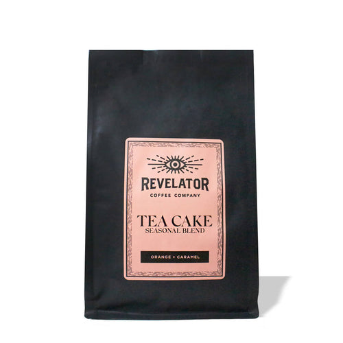 Whole Bean Tea Cake Seasonal Blend Coffee