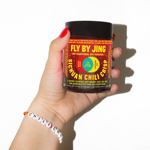 Fly By Jing x WYS: Chili Crisp Bracelet