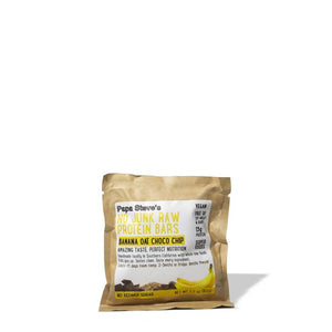 Banana Oat Choc Chip Protein Bar (10-Pack)