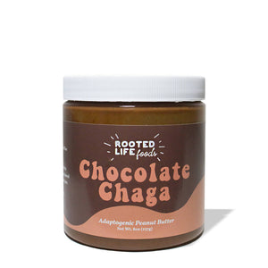Chocolate Chaga Peanut Butter