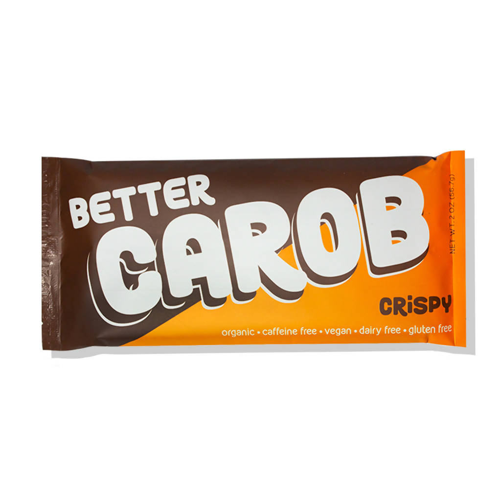 Crispy Carob Big Bar