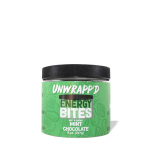 Mint Chocolate Energy Bites (Pack)
