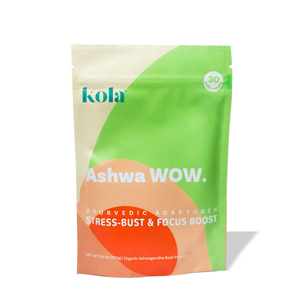 Superfood Plant Powder - Ayurvedic Adaptogen - ASHA WOW