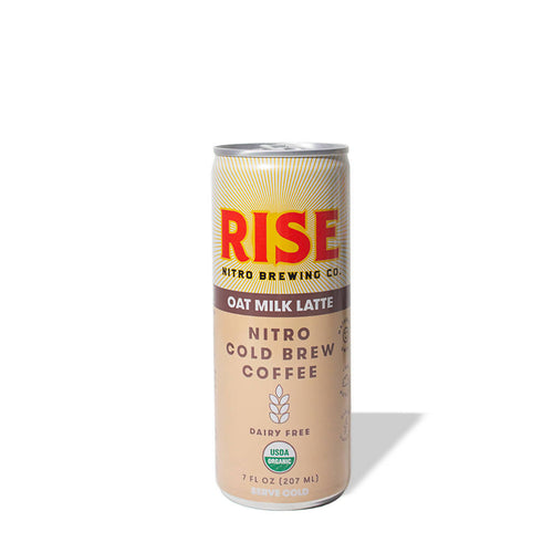 Oat Milk Nitro Cold Brew Latte (pack)