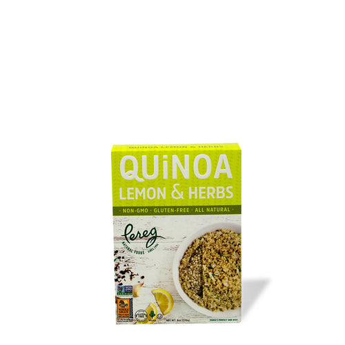 Quinoa Lemon & Herbs Mix (6 oz)