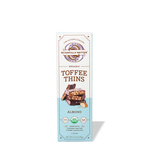 Toffee Thins (pack)