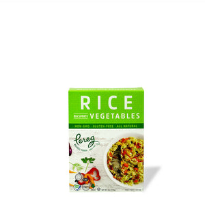 Basmati Rice with Vegetables Box Mix (6 oz)