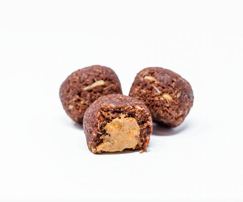 Dark Chocolate Almond Butter Bites (4-pack)