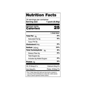 Main Squeeze Lemon (14-servings)