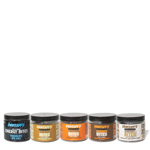 Unwrapp'd Sampler Pack - Mini Jars (5-pack)