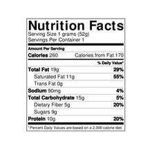 Raw Sprouted Protein Bar- Macadamia Coconut (10-pack)
