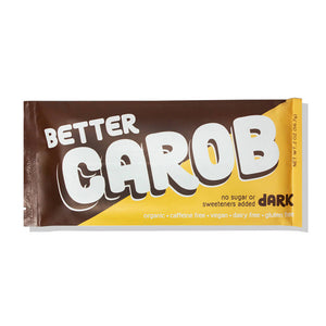Dark Carob Big Bar