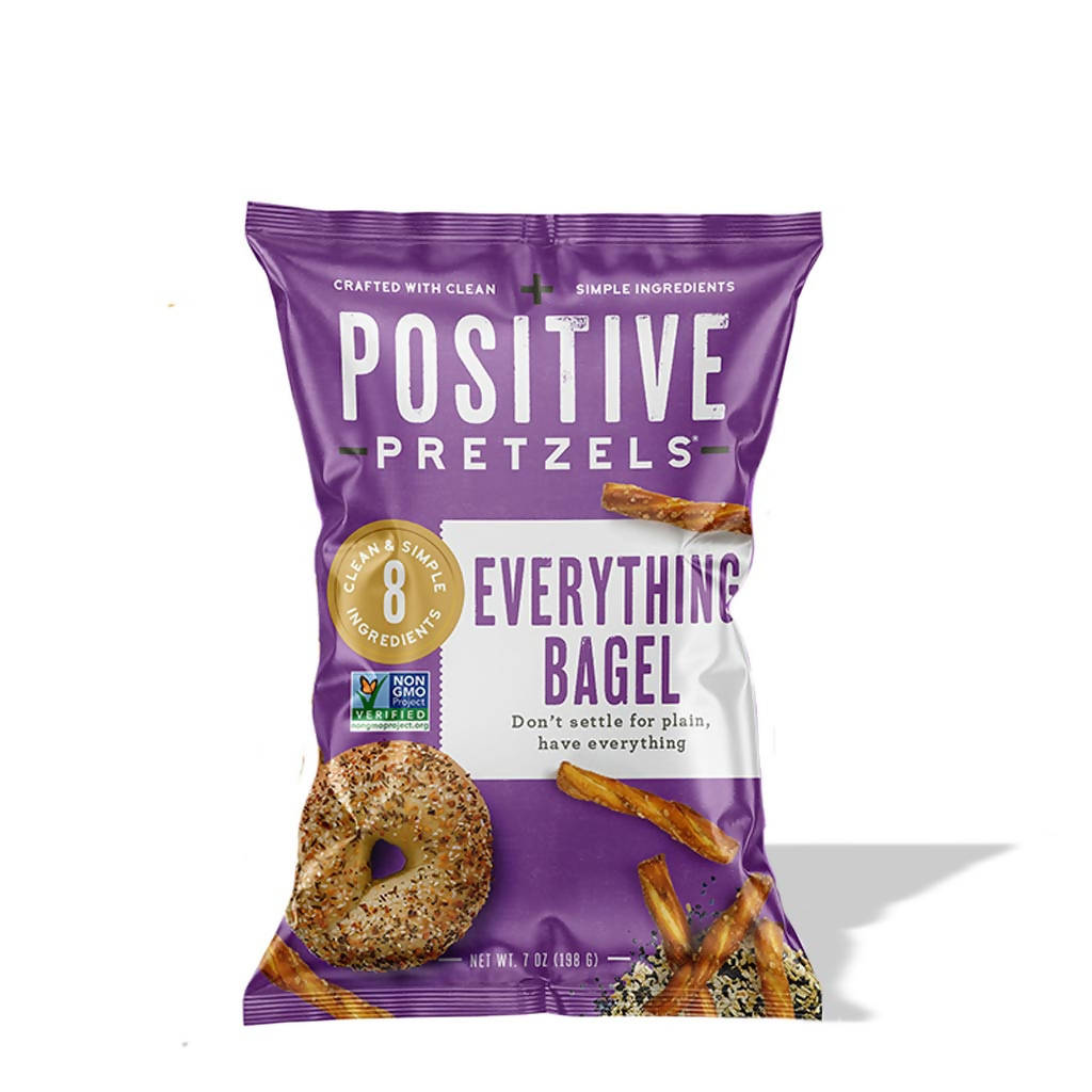 Everything Bagel Pretzels (pack)