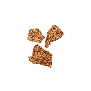 Ginger Snap Flax & Chia Snackers (3-pack)