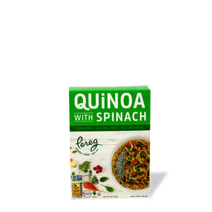 Quinoa with Spinach, Carrots & Currants Mix (6 oz)