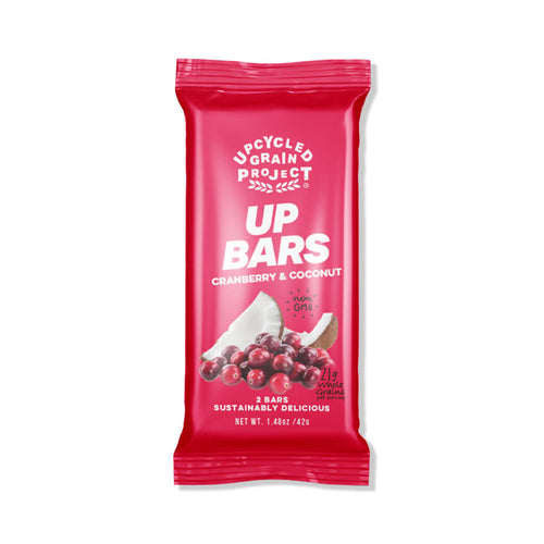 UP Bars Cranberry & Coconut (pack)