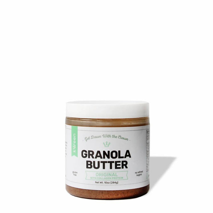 Collagen Granola Butter