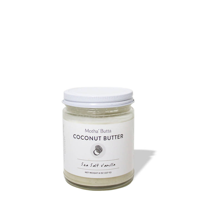 Sea Salt Vanilla Coconut Butter