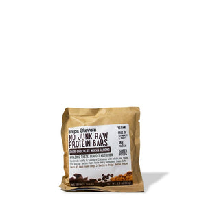 Dark Chocolate Mocha Protein Bars (10-Pack)