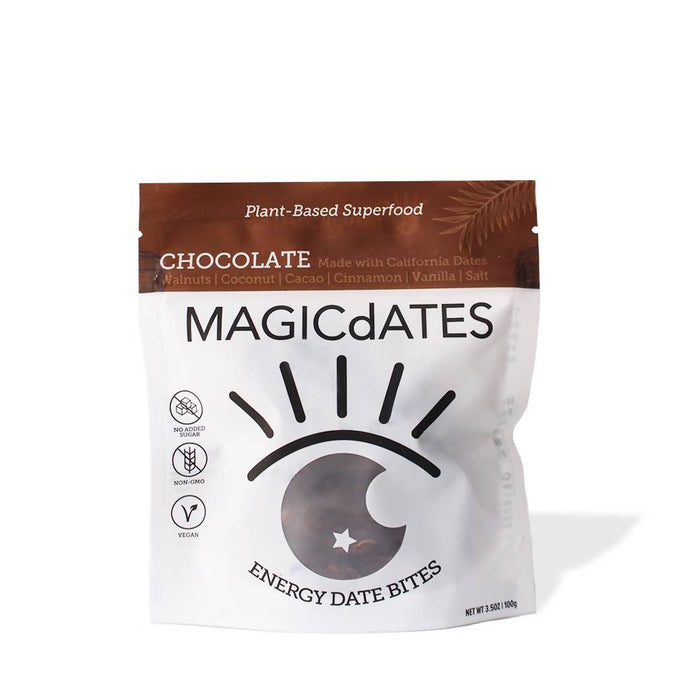 Chocolate Date Bites (6-pack)