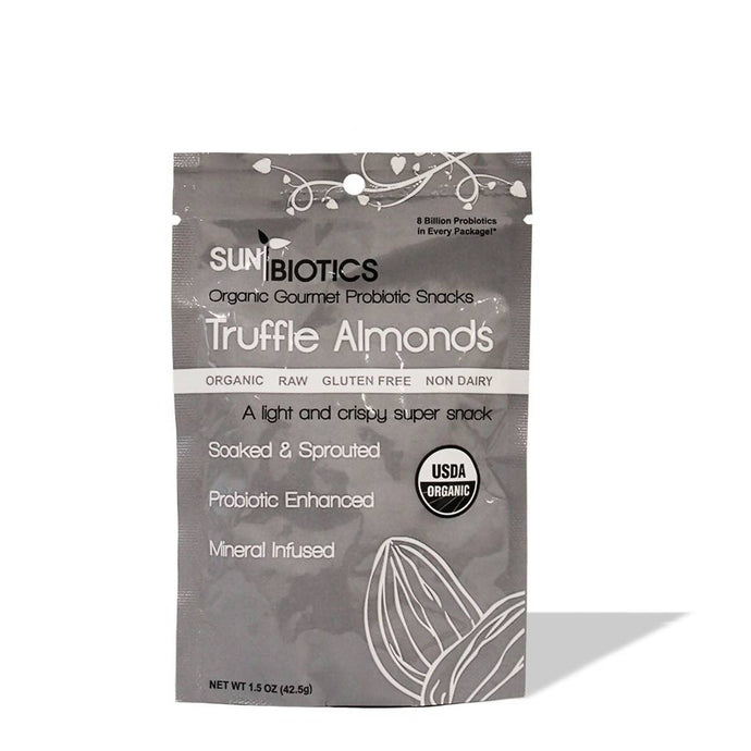 Truffle Probiotic Almonds