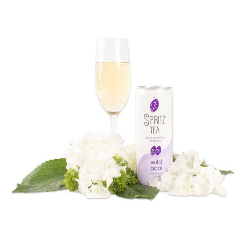 Wild Acai Softly Sparkling White Tea (12-pack)