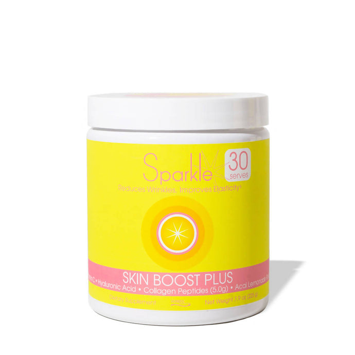 Skin Boost Plus Acai Lemonade Collagen Peptides (7.9 oz)