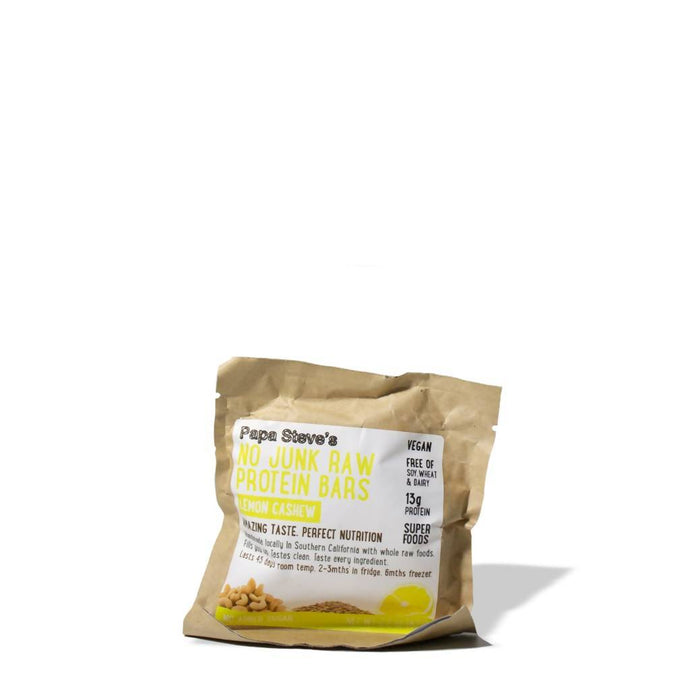 Lemon Cashew Protein Bar (10-Pack)