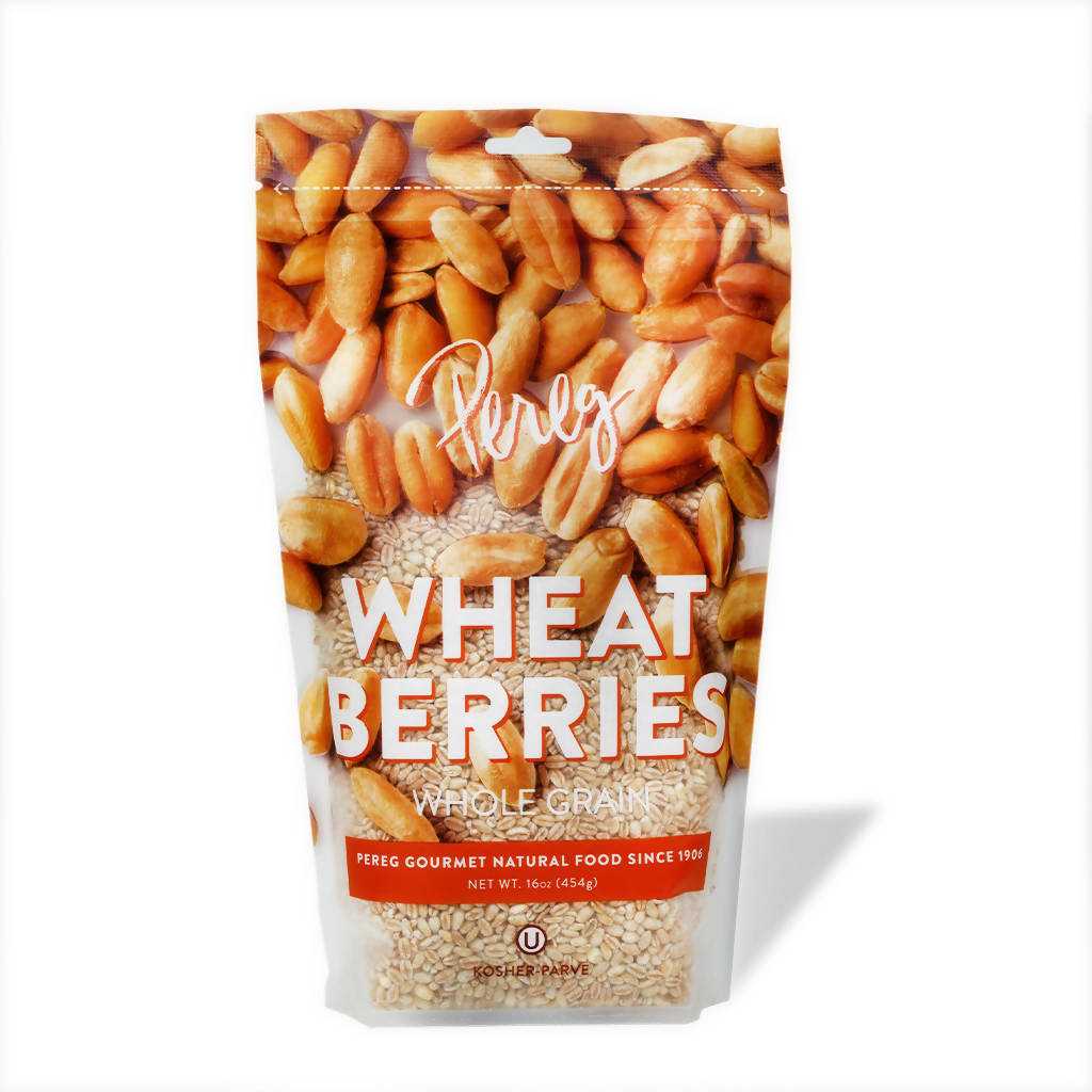 Wheat Berries (16 oz)