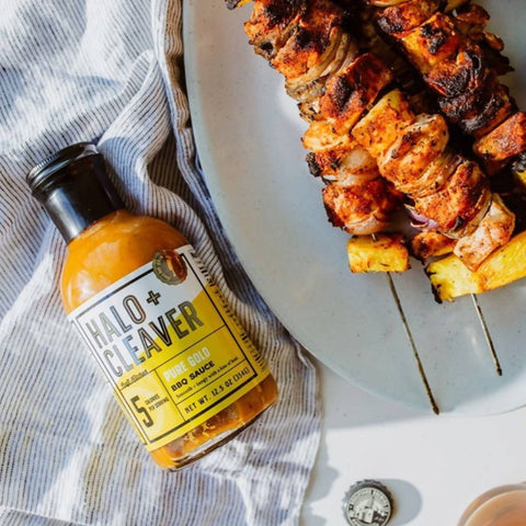 Pure Gold BBQ Sauce