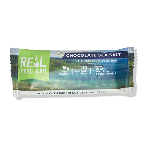 Chocolate Sea Salt Bar (12-pack)