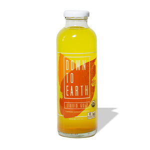 Liquid Gold: Turmeric Ginger Supertea (12-pack)