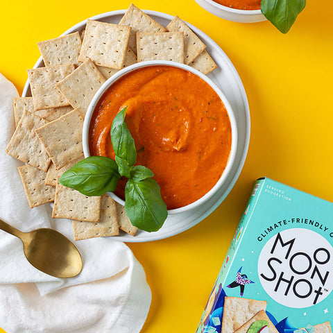 Climate-Friendly Sourdough Sea Salt Crackers (pack)